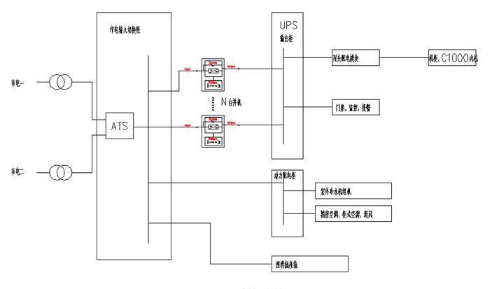 电路 电路图 电子 户型 户型图 平面图 原理图 713_413